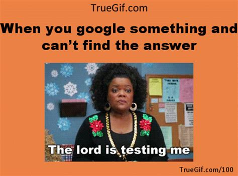 Cant Find On When You Something And Cant Find The Answer