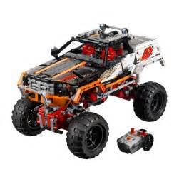 Lego technic 9398 4 215 4 crawler