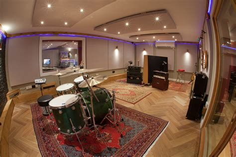 the silks room the silk mill recording studio live room photos