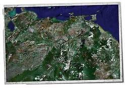 imagenes satelital de venezuela mapas satelital de venezuela