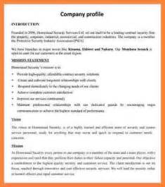 Free Business Profile Template Word 2 Free Company Profile Template Word Format Bussines