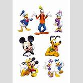 mickey mouse clubhouse characters - Google Search