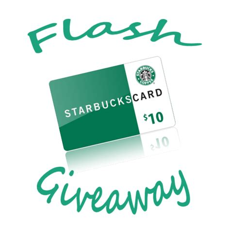 Starbucks 10 Gift Card - 10 starbucks gift card giveaway bb product reviews