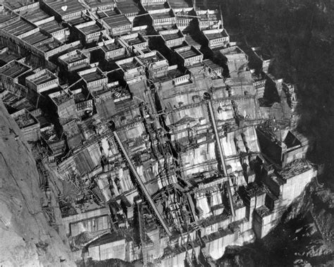 215 Square Feet Hoover Dam Bureau Of Reclamation