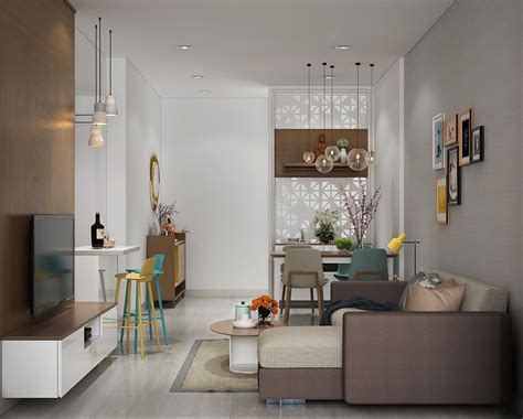 5 stylish organized mini apartments