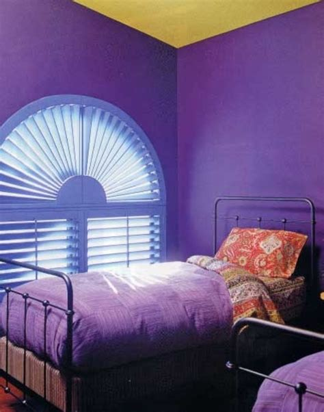 ideas for purple bedrooms purple bedroom ideas casual cottage
