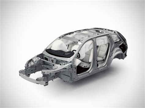 Airbag Rideaux by Airbags Du Volvo Xc90 Site M 233 Dia Volvo Car
