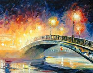 famous art paintings leonid afremov oil on canvas palette knife buy original