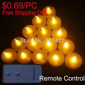 lights bulk wholesale 720pcs led tea lights remote candle battery