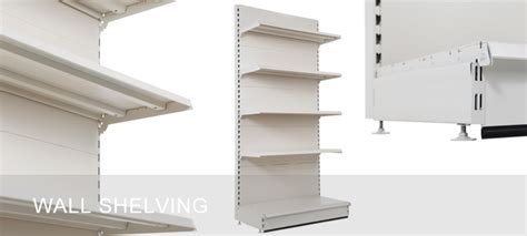 Store Wall Shelving Experts In Shop Fitting Shop Shelving Shelving4shops