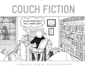 A Graphic Novel Of Psychotherapy