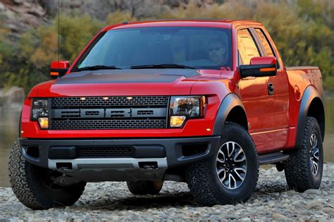 Used 2014 Ford F 150 SVT Raptor Pricing   For Sale   Edmunds