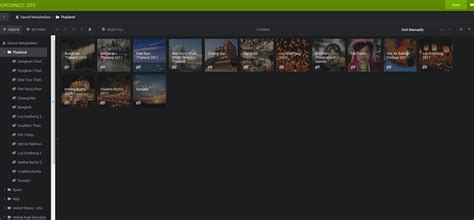 The New Smugmug Review Building A Great Online Portfolio Smugmug Website Templates