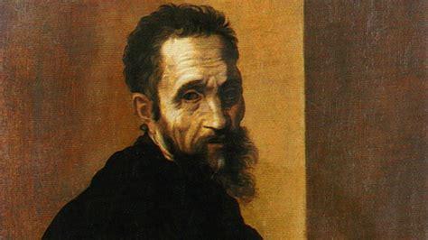 michelangelo s portrait of michelangelo buonarroti credit public domain