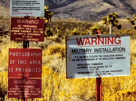 Strange Things May Happen by Area 51 Adventure In A Suv From Las Vegas
