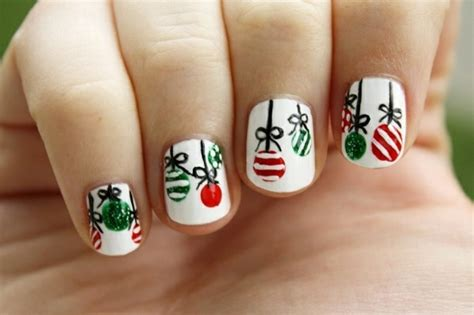 Deco Des Ongles Facile by Deco Ongles Noel Facile