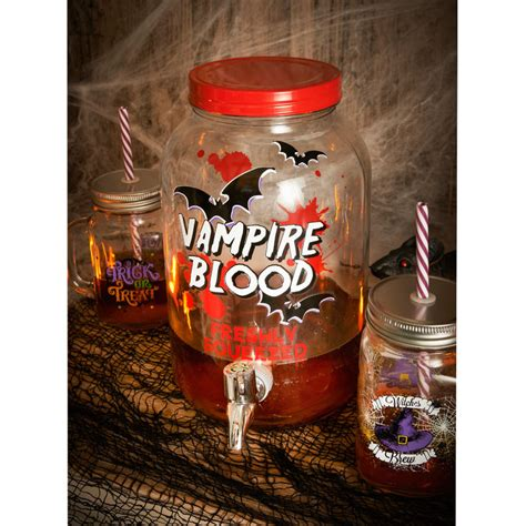 halloween drink dispenser halloween drinks dispenser vire blood party b m