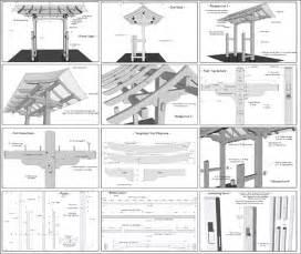 japanese gate plans