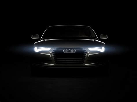 audi headlights poster the audi r8 lmx and five audi innovations