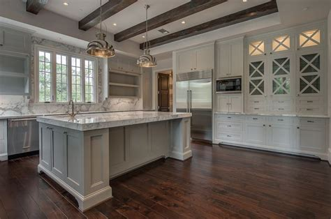 wood ceiling kitchen wood herringbone ceiling transitional kitchen