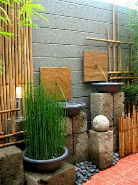 diy arizona backyard landscaping design mini zen garden