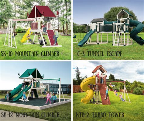 swings for older kids top picks the best playsets for older kids swing kingdom
