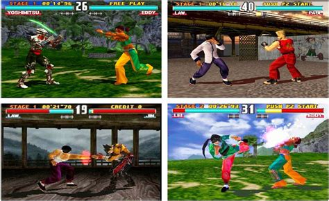 tekken apk tekken 3 apk version for android free