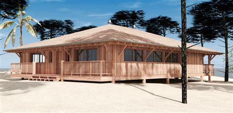 Plan De Construction D Une Cabane En Bois by Construction D Une Cabane Bois Sur Pilotis A Sanguinet 40