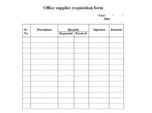c excel template exle 4 requisition form templates excel xlts