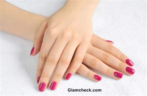 most mature nail colour polish mature
