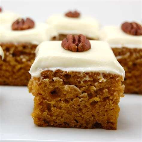 sweet pea s kitchen 187 pumpkin bars with cream cheese frosting