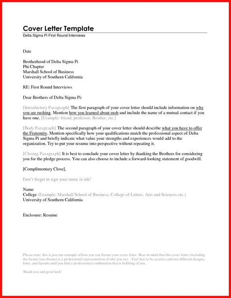 Cover Letter For Resume Format by Resume Cover Page Format Apa Exle