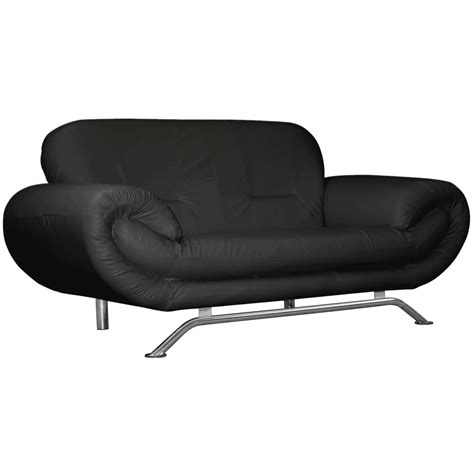 Nena 2 Seater Faux Leather Sofa Next Day Delivery Nena 2 Two Seat Leather Sofa