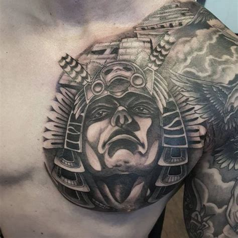 aztec art tattoo designs 125 best aztec designs for