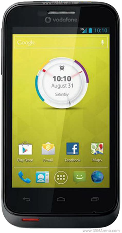 Hp Alcatel C3 vodafone smart iii 975 pictures official photos