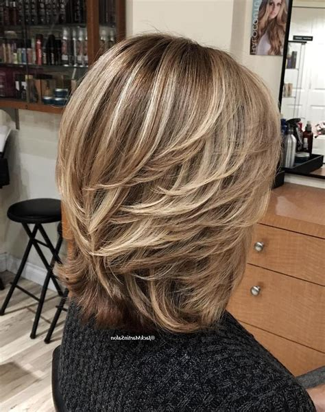 show the back of some modern womens medium length haircuts medium hairstyles over 50 fade haircut
