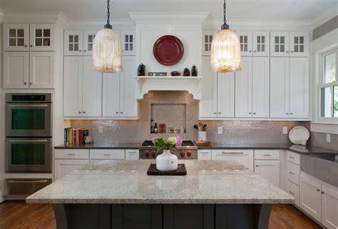 White Craftsman Kitchen by White Craftsman Kitchen Craftsman Kitchen Nashville