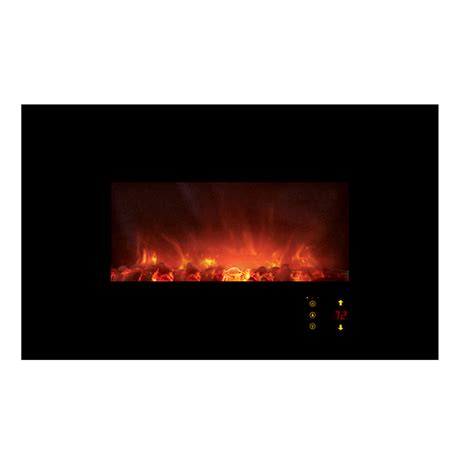 clx 2 series recessed wall mount electric fireplace