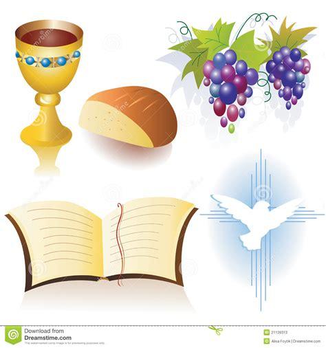 imagenes de uvas y pan s 237 mbolos cristianos fotos de archivo imagen 21139313