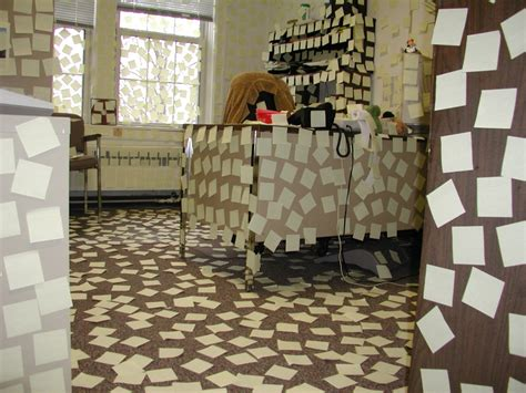 April Fools Office Pranks by Photo Of The Day For Wednesday 01 April 2015 From