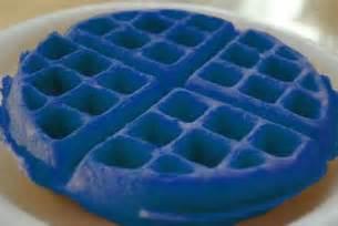 blue colored waffles blue waffle unanswers fandom powered by wikia