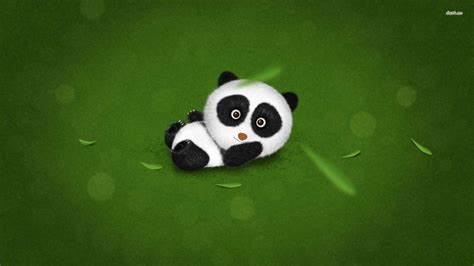 wallpaper desktop panda cartoon panda wallpapers wallpaper cave