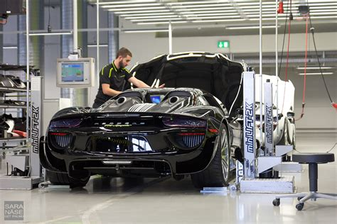 Porsche Stuttgart Factory by 100 Stuttgart Porsche Factory The 918 Spyder Lounge