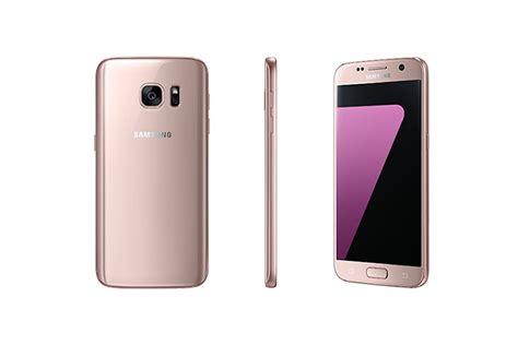 Original 100 Samsung Galaxy S7 Edge Pink Gold samsung s pink gold galaxy s7 and s7 edge are coming to the us the verge