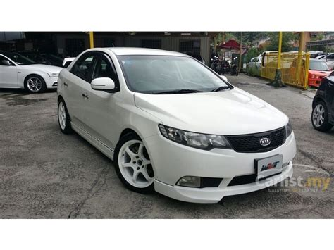 2012 Kia Forte Specs by Kia Forte 2012 Sx 1 6 In Selangor Automatic Sedan White
