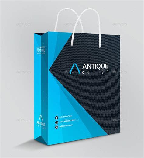 Fantique Bag antique design shopping bag by generousart graphicriver