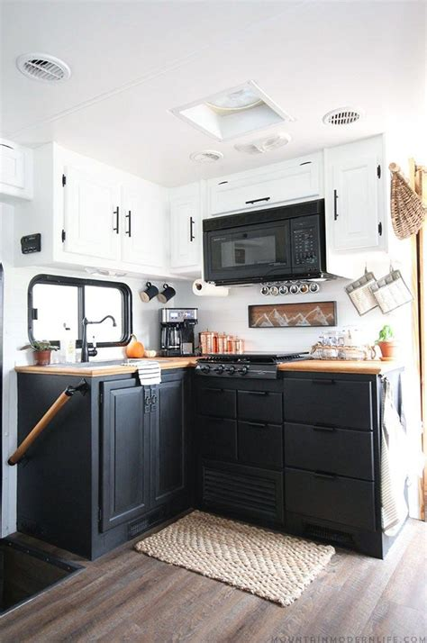 cer trailer kitchen ideas rv kitchen renovation motorhome rv and kitchens