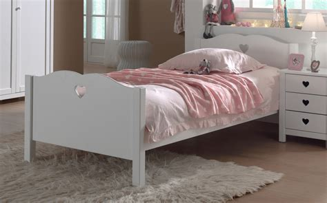 lit enfant bois blanc 90x200 lt2001 terre de nuit