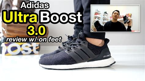 adidas ultra boost indonesia adidas ultra boost 3 0 review w on feet new release