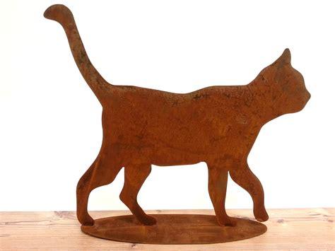 rost deko garten tiere kunstschmiede neumeier burgau rostige figuren tiere
